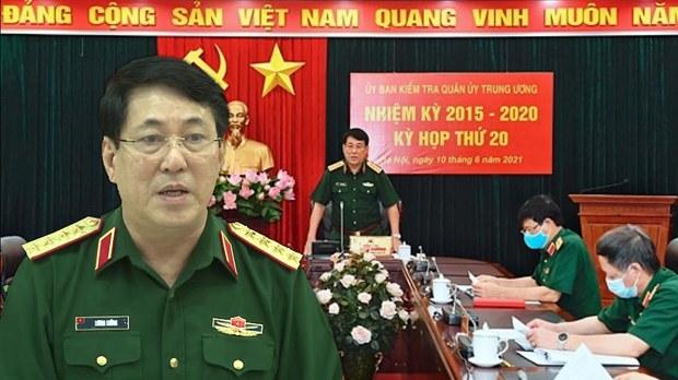UBKT Quân uỷ Trung ương đề nghị kỷ luật 12 quân nhân