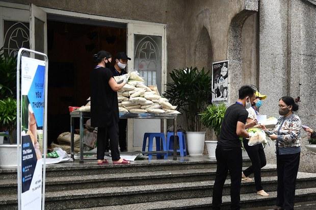 Bộ Tài chính đã xuất trợ cấp hơn 52 ngàn tấn gạo trong bốn tháng