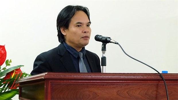 Hiệu trưởng trường ĐH Mỹ thuật Việt Nam bị thôi chức