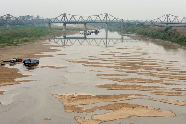 Nguy cơ thiếu hụt nước ở Việt Nam năm 2021