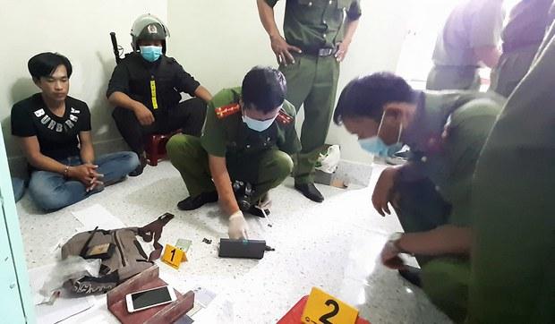 Cảnh sát Tiền Giang bắt giữ trùm giang hồ cho vay nặng lãi