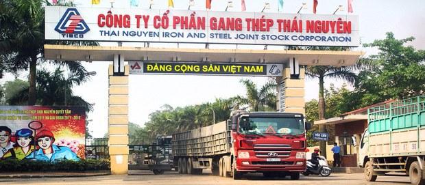 Công ty Gang thép Thái Nguyên muốn hồi sinh dự án ngàn tỉ đã ngừng từ năm 2007