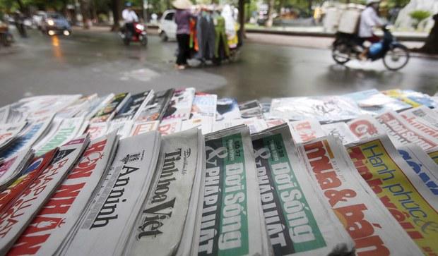 Tạp chí Ngày Nay thu phí người đọc trực tuyến