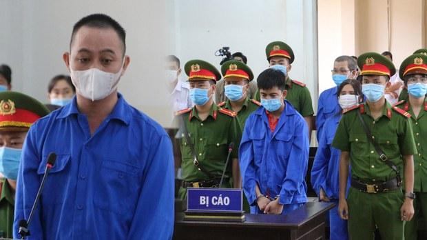 An Giang tuyên 28 năm tù cho nhóm đưa người Trung Quốc xuất cảnh trái phép