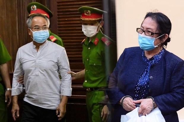 Phiên xử bà Bạch Diệp và Nguyễn Thành Tài tạm hoãn do xuất hiện chứng cứ mới