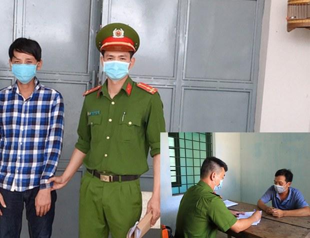 Hai người bị bắt vì lợi dụng báo chí để đe dọa và xúc phạm người khác