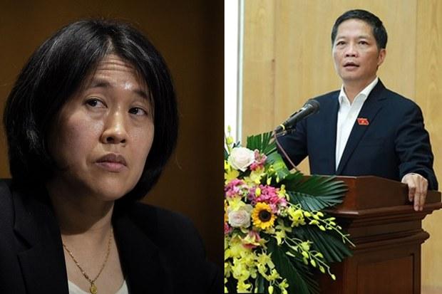 Trưởng đại diện thương mại Hoa Kỳ quan ngại về chính sách tiền tệ của Việt Nam