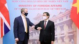 Ngoại trưởng Anh thăm Việt Nam, hướng đến những quan hệ chặt chẽ hơn tại Đông Nam Á