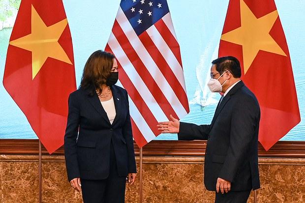 Phó tổng thống Mỹ kêu gọi Việt Nam cùng gây áp lực lên Trung Quốc trong vấn đề Biển Đông