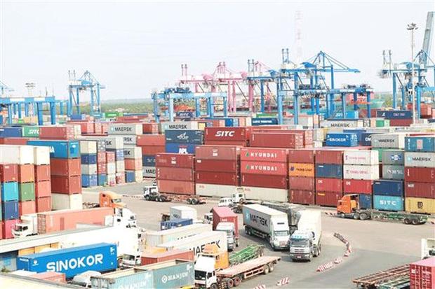Cảng biển Cát Lái là cảng biển nhập khẩu phế liệu lớn nhất của Việt Nam hiện nay