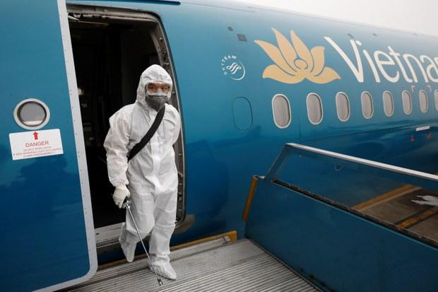 Vietnam Airlines cho bán đấu giá 11 máy bay Airbus
