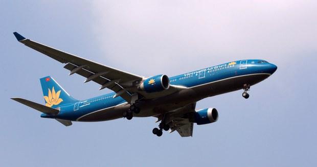 Vietnam Airlines khai thác bốn đường bay thương mại quốc tế từ 1/4/2021