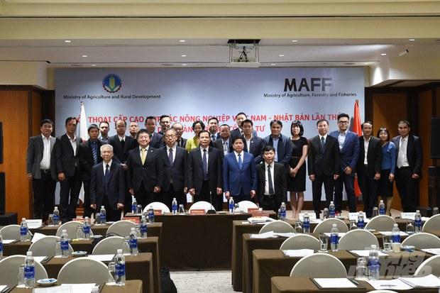 Việt Nam và Nhật Bản tăng cường hợp tác nông nghiệp