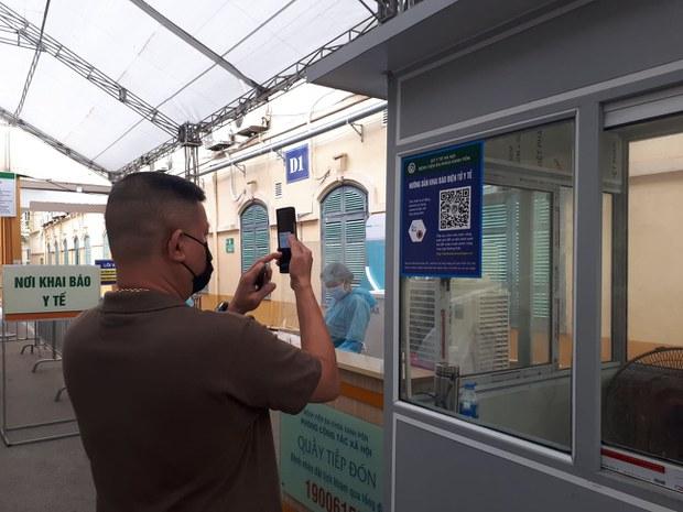 Việt Nam áp dụng ba nền tảng công nghệ phòng chống dịch COVID-19