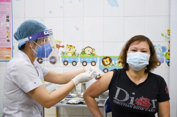 Việt Nam khẳng định thực hiện lời hứa tiêm vắc-xin Sinopharm cho người Trung Quốc