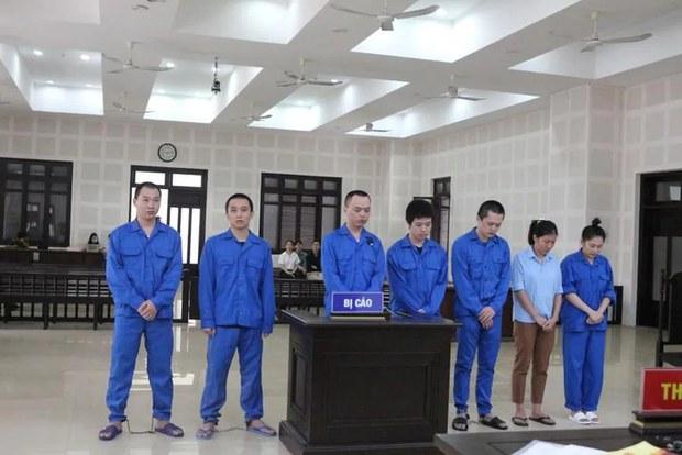 Việt Nam tuyên án tù 5 người Trung Quốc vì đưa người nhập cảnh trái phép