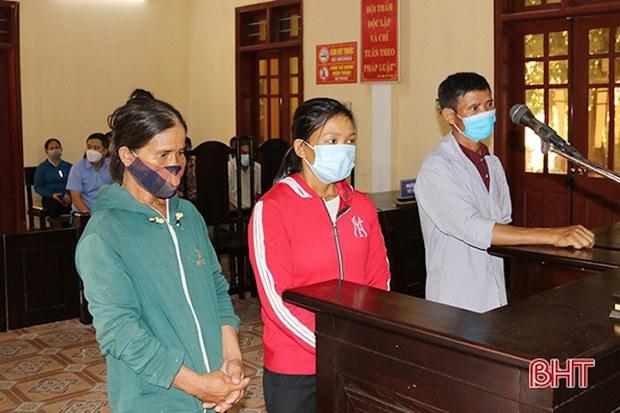 Toà Hà Tĩnh xét xử ba người dân phản đối đổ tro xỉ của nhà máy  để san lấp mặt bằng