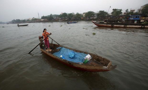 Việt Nam thành lập hai Tiểu ban quản lý sông Cửu Long và Sê San- Srêpốk