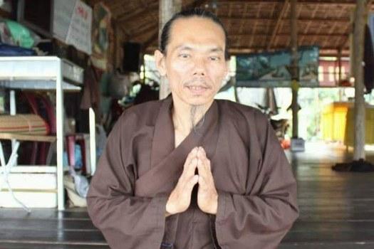 Tín đồ Phật giáo Hòa Hảo Bùi Văn Trung