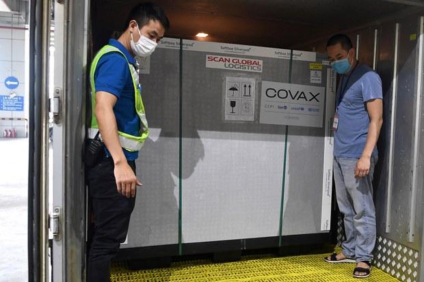 Hoa Kỳ sắp chuyển thêm ba triệu liều vắc-xin ngừa COVID-19 Moderna cho Việt Nam