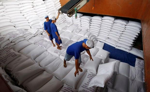 Philippines là thị trường tiêu thụ lớn nhất gạo của Việt Nam trong quý một