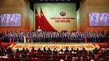 Hình minh hoạ. Các uỷ viên Ban Chấp hành Trung ương ĐCSVN chụp hình tại Đại hội 13 ở Hà Nội hôm 1/2/2021