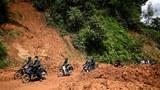 Việt Nam cảnh báo lũ quét, sạt lở đất tại các tỉnh vùng núi phía Bắc