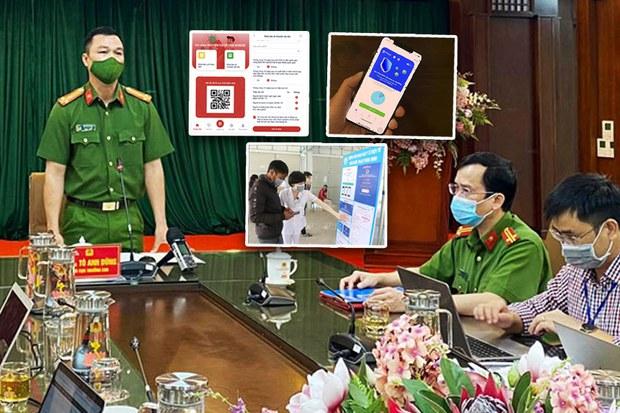 Việt Nam đưa thêm app khai báo y tế VNEID vào hoạt động để truy vết F0