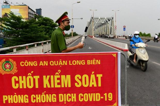 Việt Nam trấn an Mỹ về nỗ lực duy trì chuỗi cung ứng