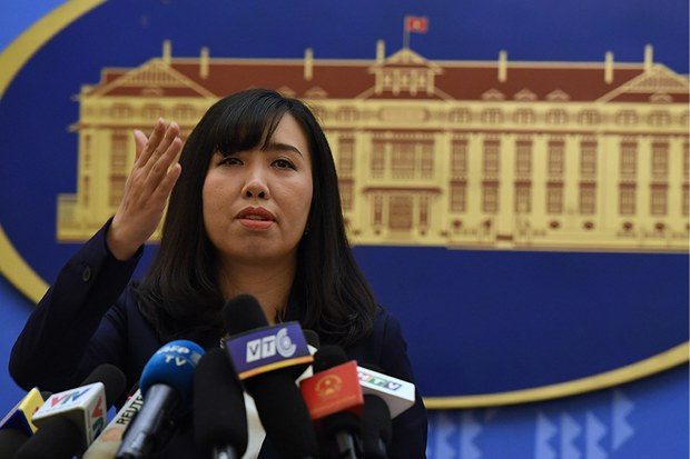 """Việt Nam lên tiếng khi Hoa Kỳ cáo buộc Công ty Việt Nam """"làm ăn"""" với Iran"""