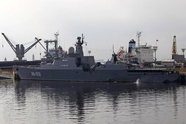 Việt Nam lần đầu cử chiến hạm tham gia thi đấu Army Games 2021