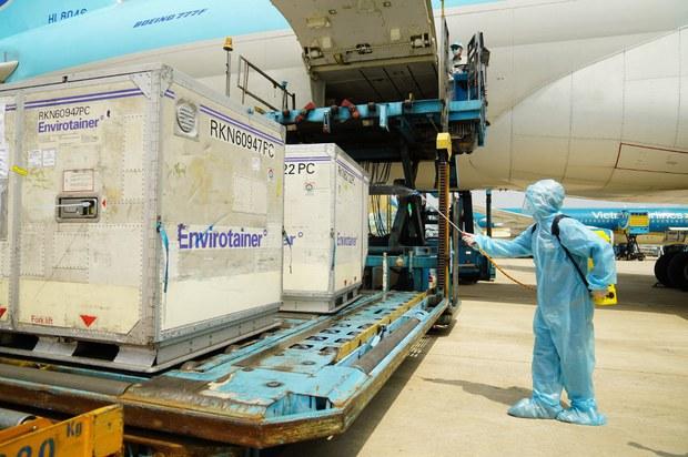 811 ngàn liều vaccine phòng COVID-19 của Covax Facility sẽ về Việt Nam đầu tháng 4