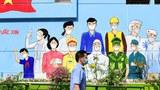 Các xã hội dân sự tham gia 'lấp khoảng trống' trong chống dịch COVID-19 tại VN