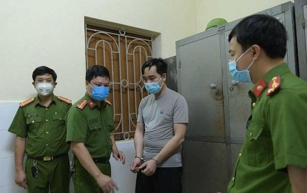 Một người bị tuyên án 18 tháng tù do làm lây lan dịch COVID-19