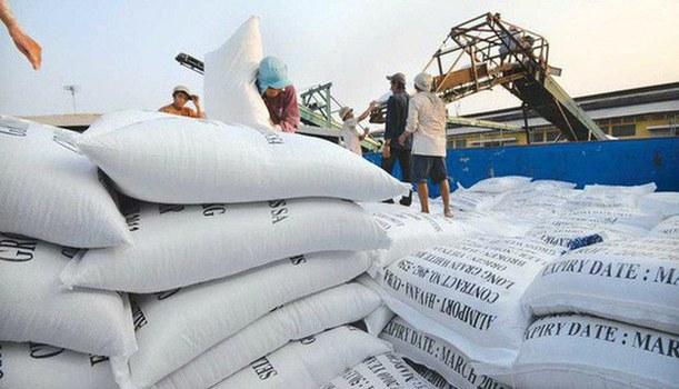 Ảnh minh họa: Gạo xuất khẩu của Việt Nam