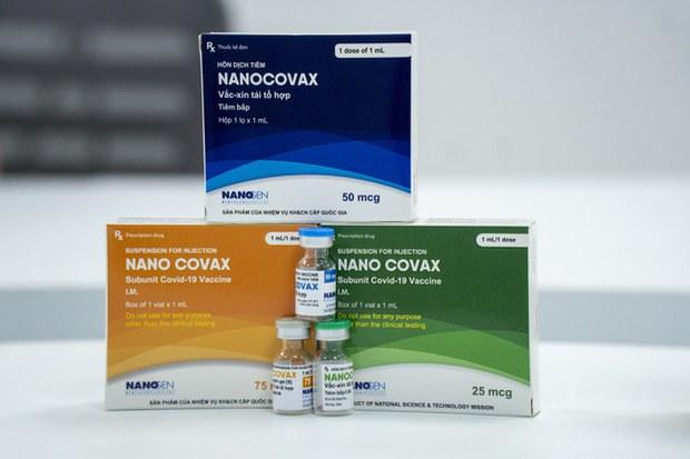 Vắc-xin Nanocovax của Việt Nam thử nghiệm giai đoạn 3, dự kiến sản xuất 100 triệu liều mỗi năm