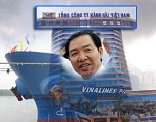 Vụ tham nhũng nghiêm trọng của Vinalines lên đến hàng ngàn tỷ đồng. RFA file