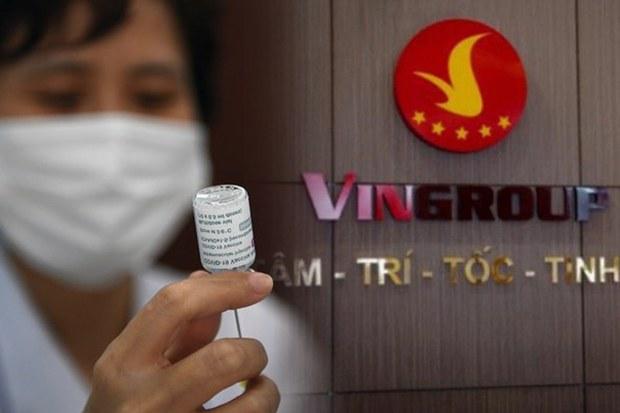 Vingroup góp gần 140 tỷ đồng thành lập Vinbiocare để sản xuất vaccine