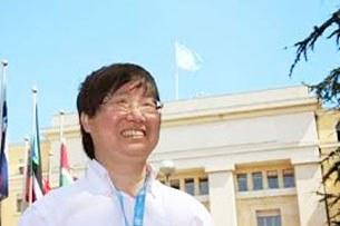 Ông Đặng Xương Hùng, cựu lãnh sự VN tại Thụy Sĩ.
