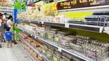 Trong một cửa hàng siêu thị ở Hà Nội. (minh hoạ)