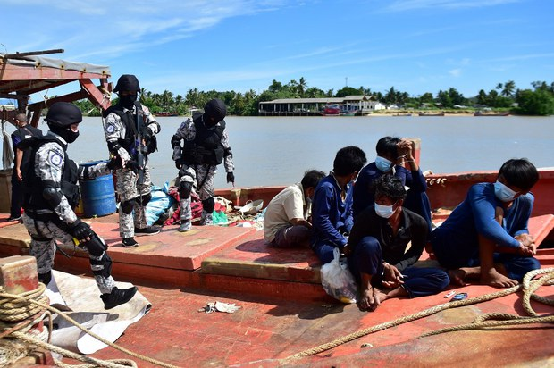 Việt Nam cam kết chấm dứt nạn đánh bắt cá trái phép vào năm 2022