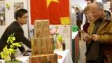 Thuốc cai nghiện Bông Sen được trưng bầy giới thiệu tại các hội chợ