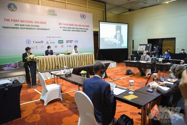 Việt Nam tổ chức Đối thoại quốc gia về hệ thống lương thực, chuẩn bị cho Hội nghị Thượng đỉnh LHQ