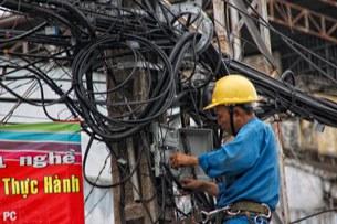 Dự báo nhu cầu điện trong tháng 6 tăng 11%