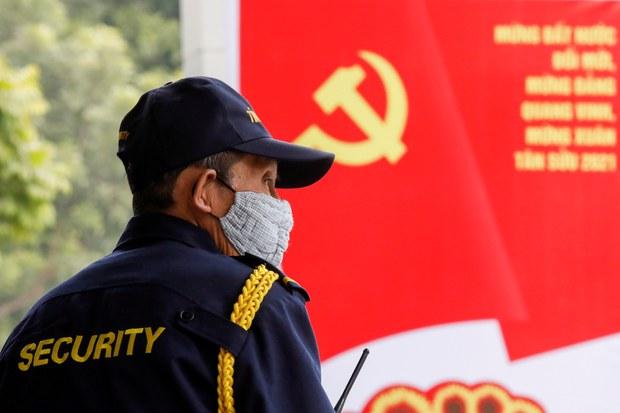 Việt Nam tăng cường biện pháp bảo vệ an ninh đại hội đảng
