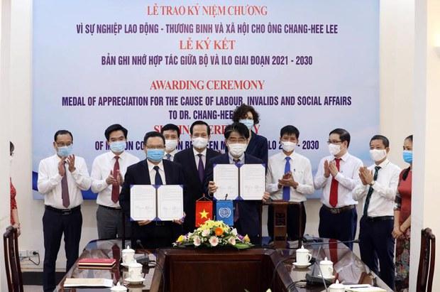 Việt Nam dự kiến gia nhập thêm 15 công ước của Tổ chức Lao động Quốc tế - ILO