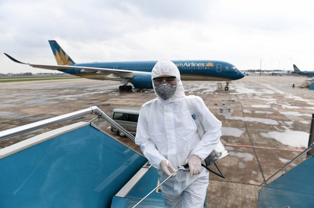 Ngành hàng không Việt Nam gặp khó khăn nghiêm trọng vì COVID-19