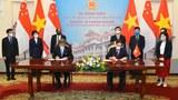 Việt Nam và Singapore thảo luận về hợp tác song phương