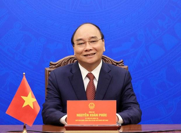 Đích thân Chủ tịch nước Nguyễn Xuân Phúc đi ngoại giao vắc-xin