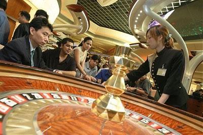 Một trong những sòng bạc lớn ở Bangkok.(photo: vemaybaydidanang.info)
